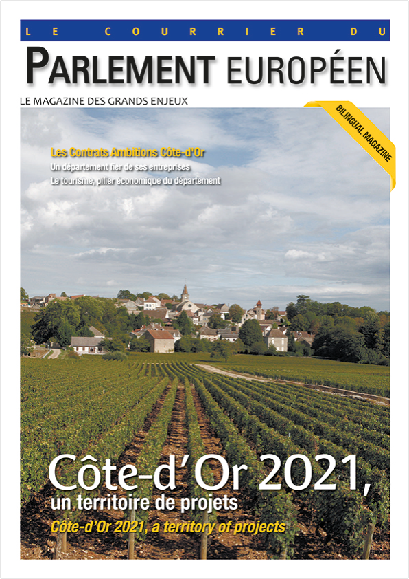 Cote-d'Or 2021, a territory of projects