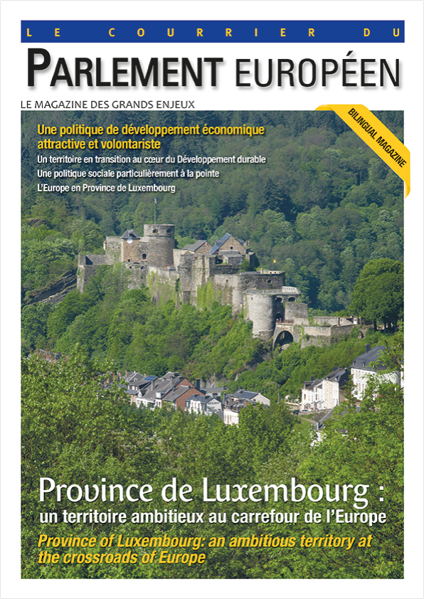 Province of Luxembourge: an ambitious territory at the crossroads of Europe
