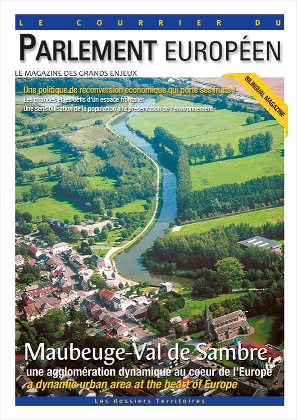 Maubeuge-Val de Sambre | Une agglomération dynamique au coeur de l'Europe