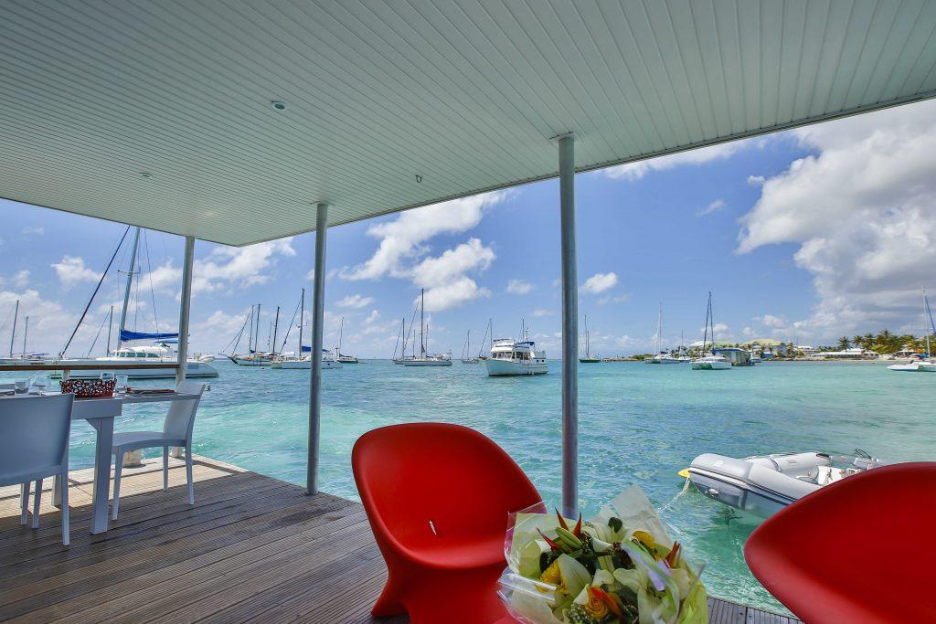 L'Aqua Lodge, en Guadeloupe
