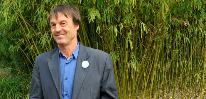 Nicolas Hulot: l'écolo-compatible