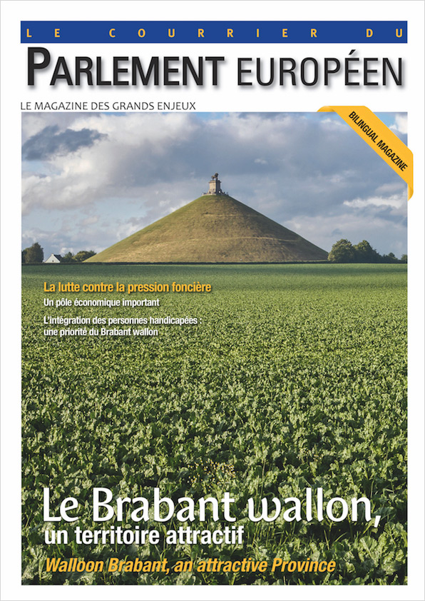 Le Brabant wallon, un territoire attractif